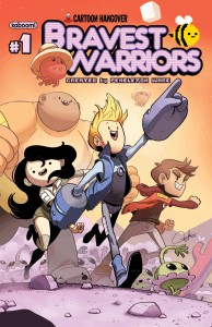 Download Bravest Warriors #1