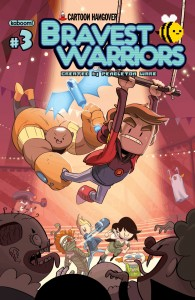 Download Bravest Warriors #3