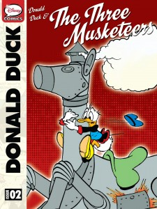Download Donald Duck and the Three Musketeers #2