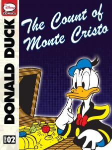 Download Donald Duck And The Count Of Monte Cristo #2