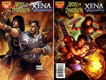 Download Army of Darkness: Xena (1-4 series) Complete