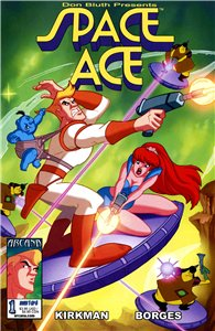 Download Don Bluth Presents Space Ace (1-6 series)