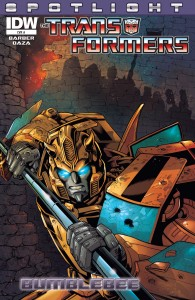 Download Transformers - Spotlight - Bumblebee #1 (2013)