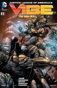 Download Justice League of Americas Vibe #2
