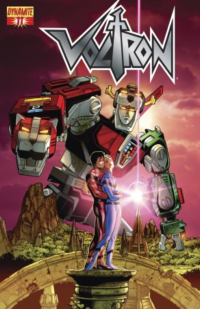 Download Voltron #11 (2013)