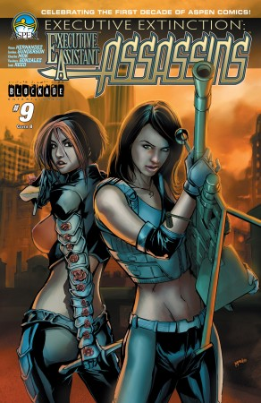 Download Executive Assistant Assassins #9 (2013)