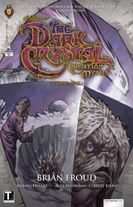 Download The Dark Crystal - Creation Myths #4 (2013)