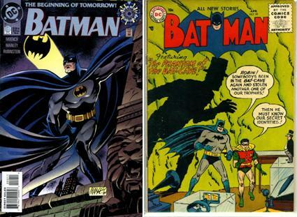 Download Batman (volume 1) 0-100 series