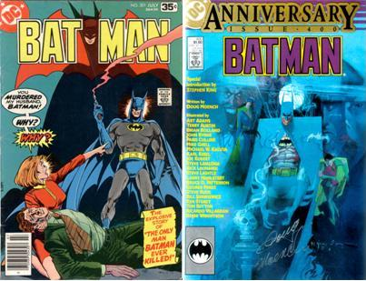Download Batman (volume 1) 301-400 series