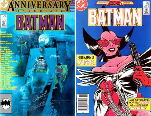 Download Batman (volume 1) 401-500 series