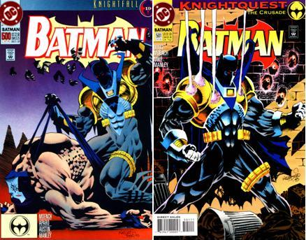Download Batman (volume 1) 501-600 series