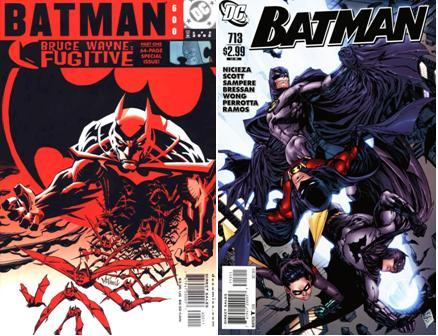 Download Batman (volume 1) 601-713 series