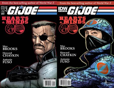 Download G.I. Joe - Hearts Minds (1-5 series + Ashcan) Complete
