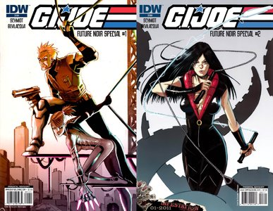 Download G.I. Joe: Future Noir Special (1-2 series) Complete