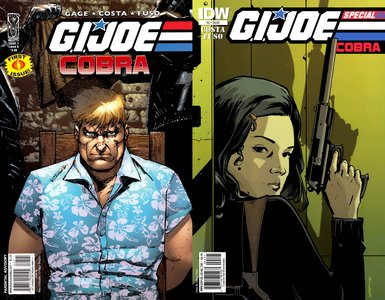 Download G.I. Joe: Cobra (#1-4 + II #1-13 + Specials) Complete