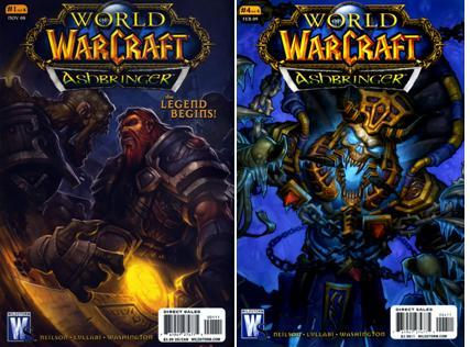 Download World of Warcraft: Ashbringer (1-4 series) Complete