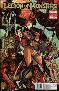 Download Legion of Monsters #01-04 (2011-2012)