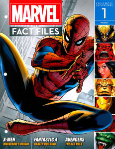 Download Marvel Fact Files #01 (2013)