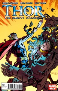 Download Thor - The Mighty Avenger #01-08 (2010)