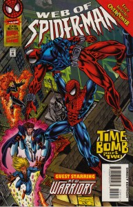 Download Web of Spider-Man (Volume 1) 1-129 + Annuals (1985-1995)