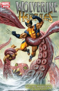 Download Wolverine - Hercules Myths, Monsters & Mutants #01-04 (2011)