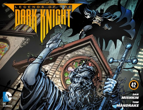 Download Legends of the Dark Knight #42