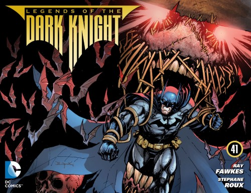 Download Legends of the Dark Knight #41