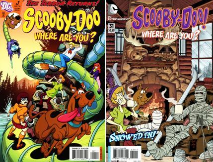 Download Scooby-Doo: Where Are You? (1-31 series)