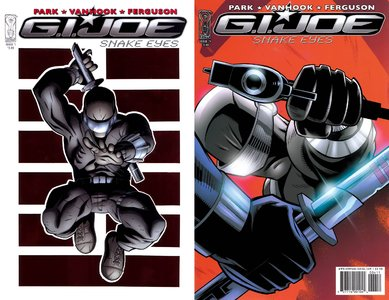 Download G.I. Joe - Snake Eyes (1-4 series) Complete