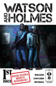 Download Watson and Holmes (1-2 series) 2012-2013