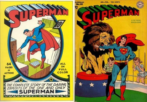 Download Superman (Volume 1) 1-50 series