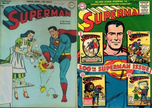Download Superman (Volume 1) 51-100 series