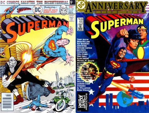 Download Superman (Volume 1) 301-400 series