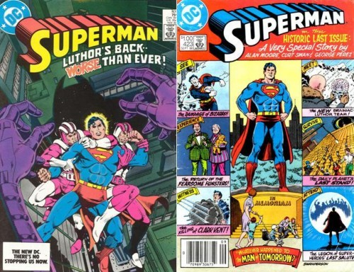 Download Superman (Volume 1) 401-423 series