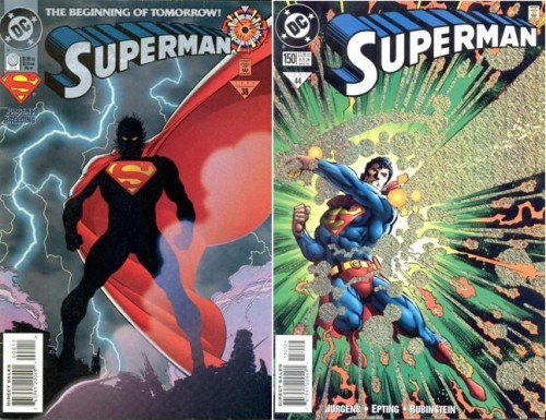 Download Superman (Volume 2) 0-150 Series