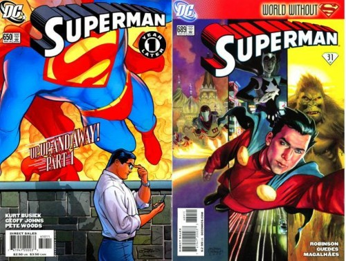 Download Superman (Volume 3) 1-37 Series + Annuals + covers