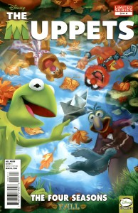 Download The Muppets - The Four Seasons #3 (2012)