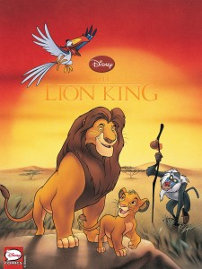 Download The Lion King #1 (2012)