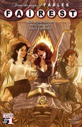 Download Fairest (1-12 series)
