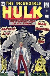 Download Incredible Hulk (Volume 1) 1-6 series, 102-270 series