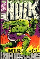 Download Incredible Hulk Annuals (25 comics)