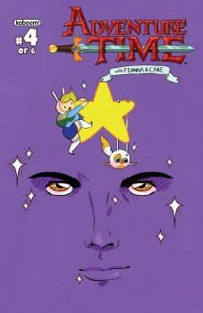 Download Adventure Time with Fionna & Cake #4 (2013)