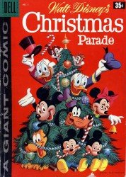 Download Walt Disney Cristmas comics (1-19 series) 1949-2008