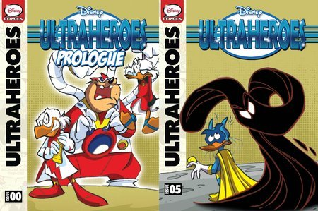 Download Ultraheroes (1-5 series) 2008