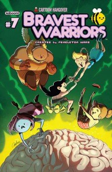 Download Bravest Warriors #7 (2013)