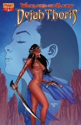 Download Warlord of Mars - Dejah Thoris #24