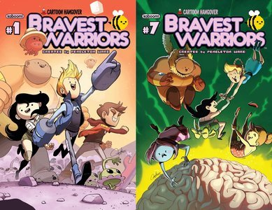 Download Bravest Warriors (1-7 series)