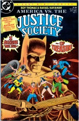 Download America vs. The Justice Society (1-4 series) Complete