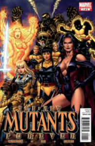 Download New Mutants Forever (1-5 series) Complete