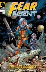 Download Fear Agent (38 comics) Collections HD
